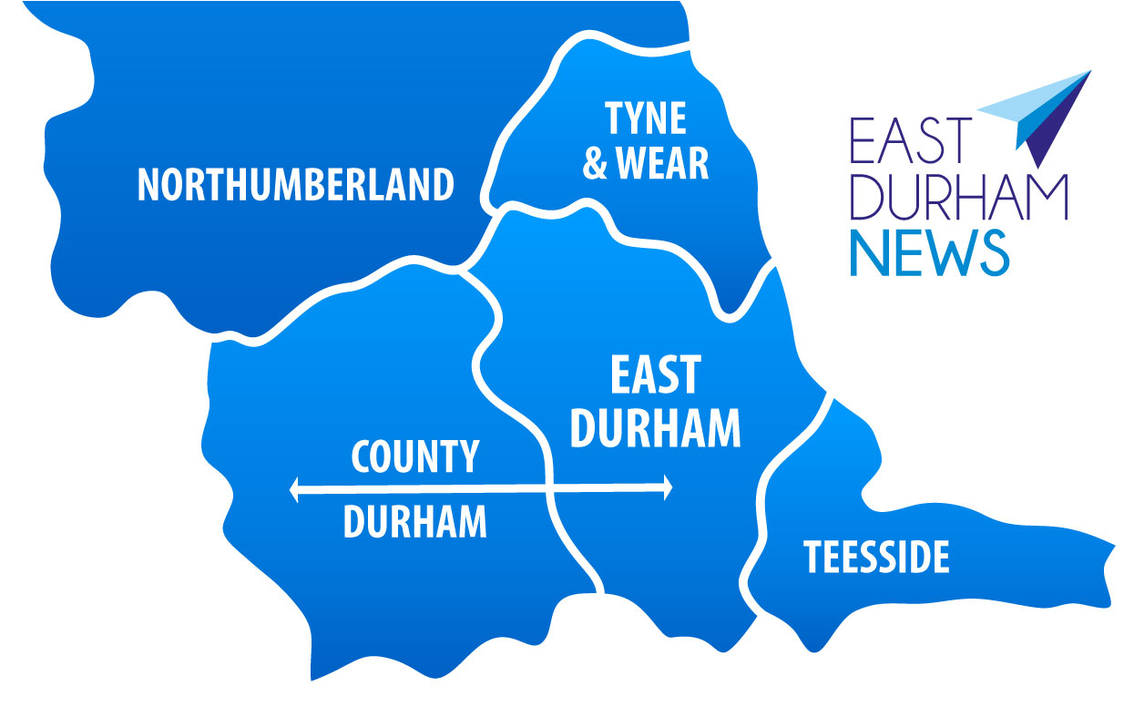 East Durham News Map